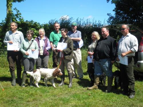 novice water test winners 2012